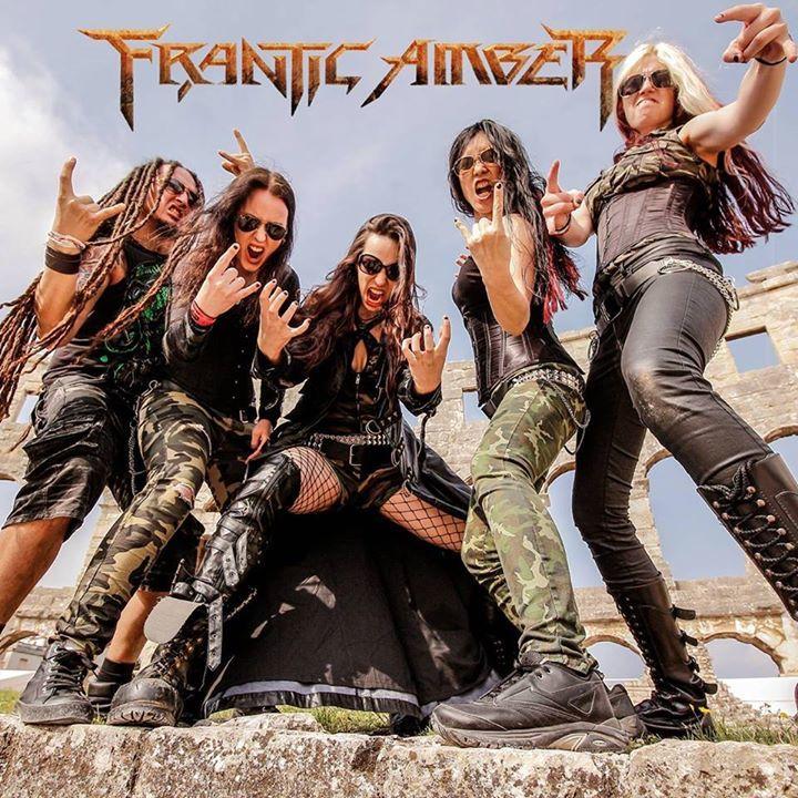Frantic Amber Tour Dates