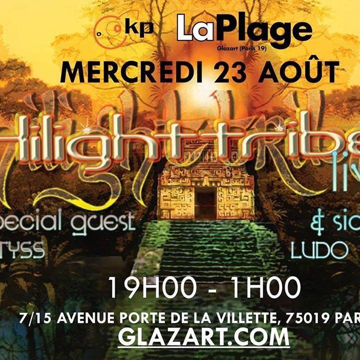 Hilight Tribe Tour Dates