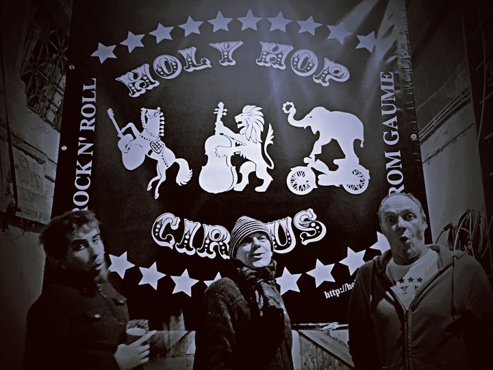 Holy Hop Circus @ L'enfant Gâté  - Habay, Belgium
