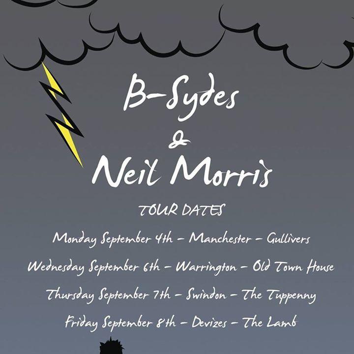 B-Sydes Tour Dates