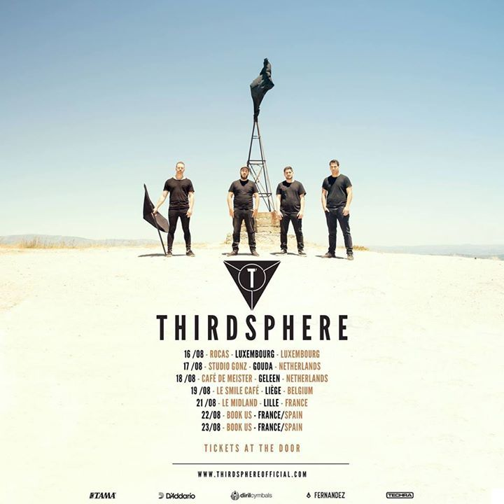 Thirdsphere Official Tour Dates