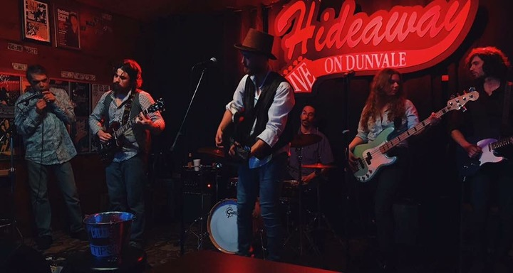 Caleb & the Homegrown Tomatoes @ Hideaway On Dunvale - Houston, TX