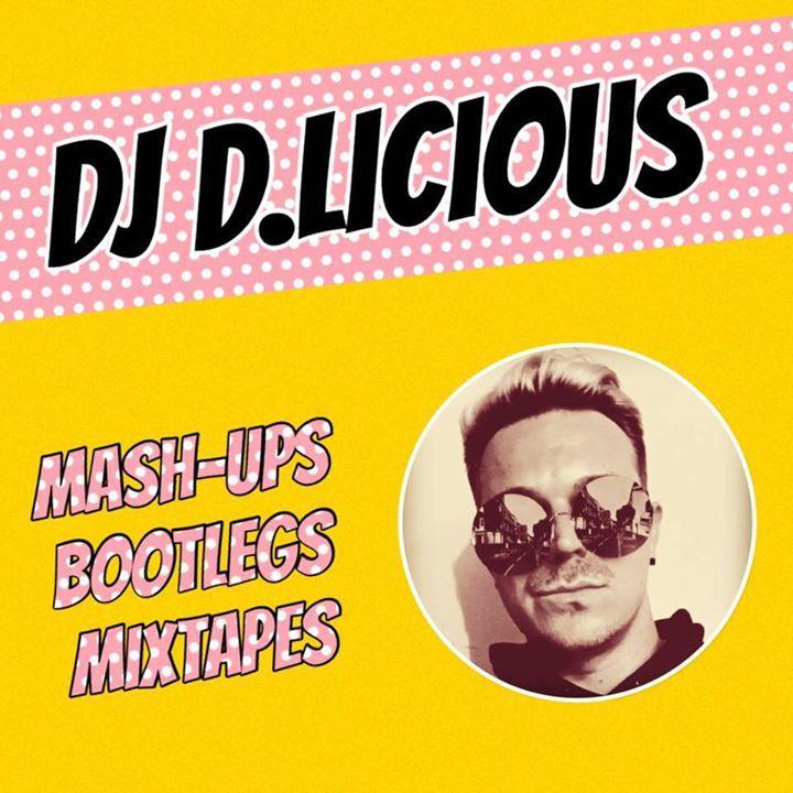 DJ D.Licious Tour Dates
