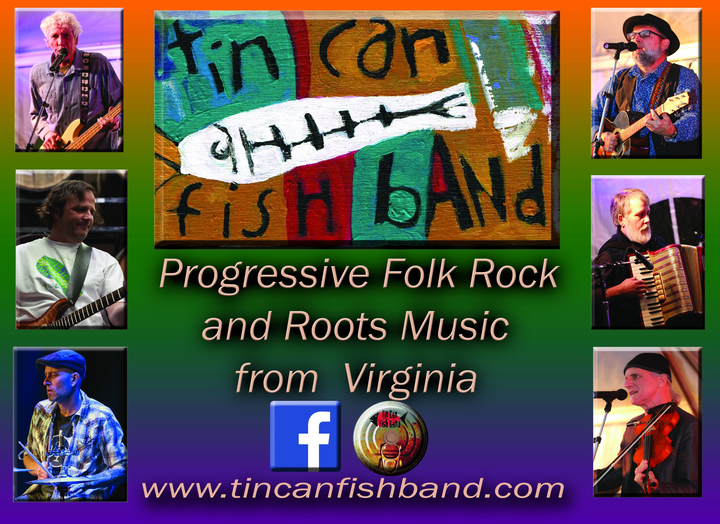 TIN CAN FISH BAND @ Legend Brewing Company - Richmond, VA