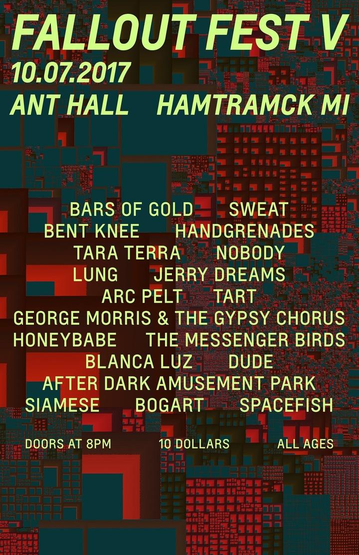Honeybabe @ Ant Hall - Hamtramck, MI
