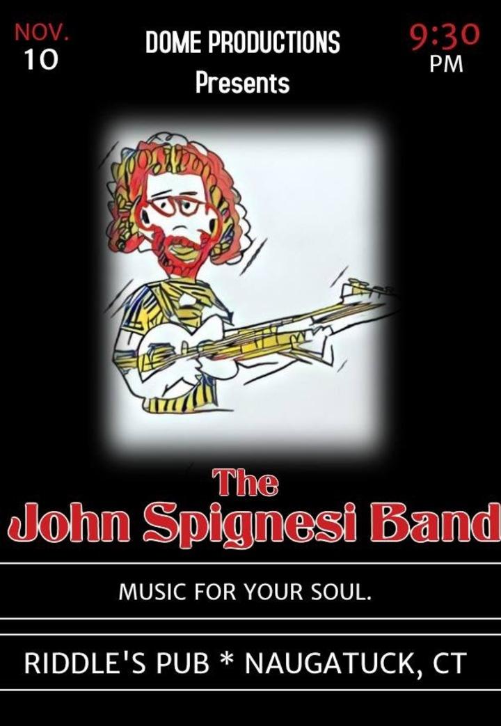 John Spignesi Band - JSB @ Riddle's Pub - Naugatuck, CT