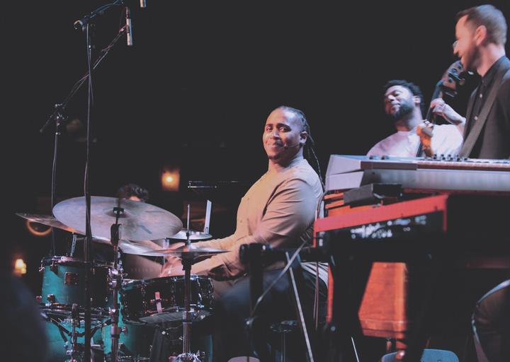 Jamison Ross @ Jazz Utsav - New Delhi, India