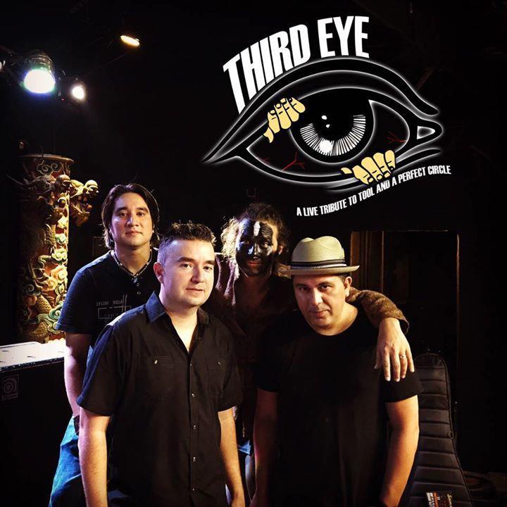 Third Eye Tour Dates