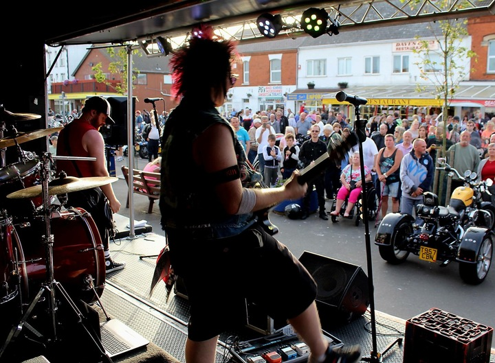 Dead Frequency @ The King Billy Rock Bar  - Northampton, United Kingdom