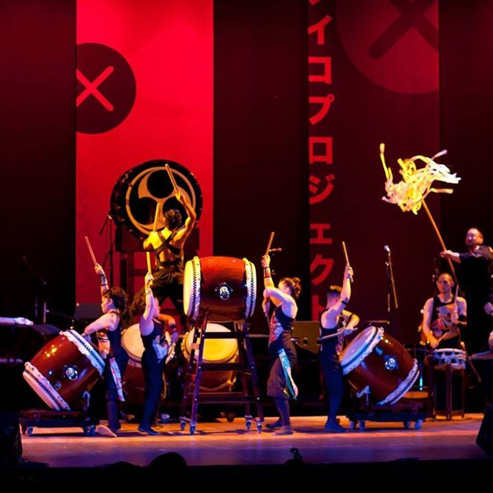 TAIKOPROJECT Tour Dates