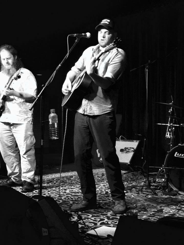 Kurt Gunn @ CU Saloon (Kurt Gun Band) With Troy Heinz - Appleton, WI