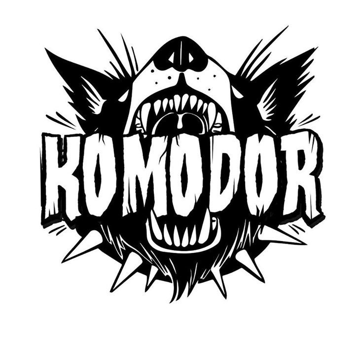 Komodor Tour Dates