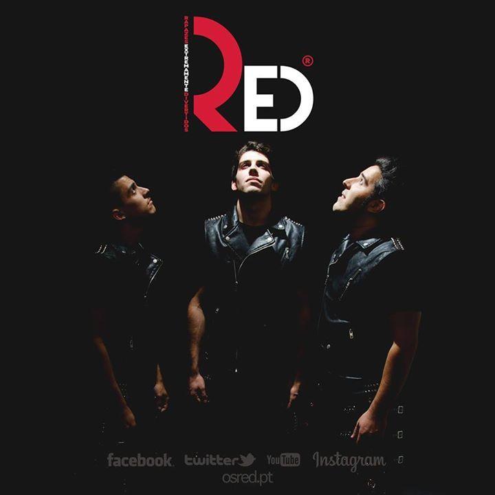 Os RED Tour Dates