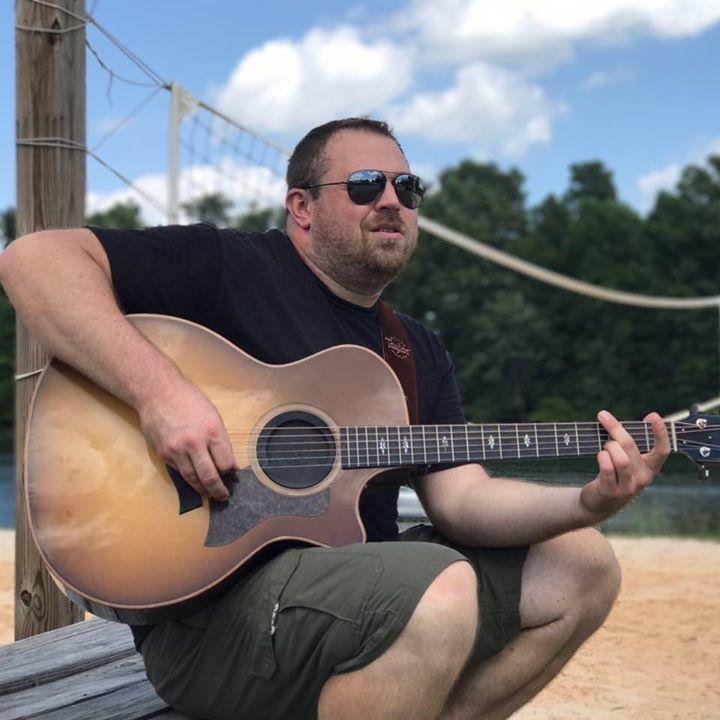 Chris Hanks @ Blue Ridge Seafood - Gainesville, VA