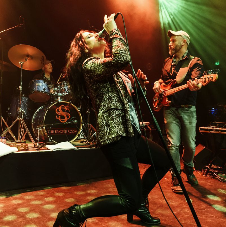 Sari Schorr @ The Brook - Southampton, United Kingdom