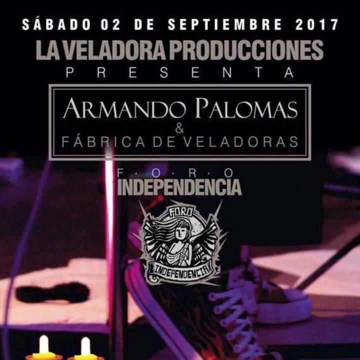 Armando Palomas La Veladora Tour Dates