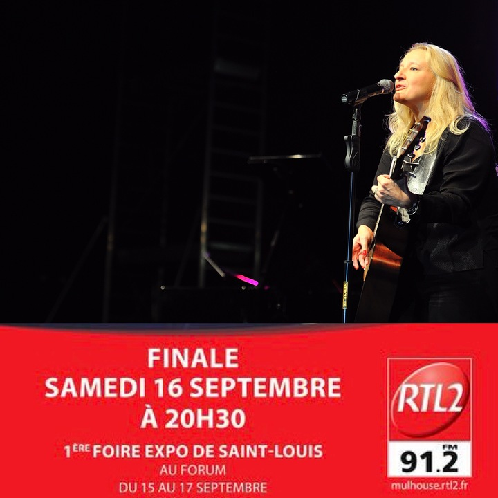 Séverine de Close @ Forum Foire Expo - Saint Louis, France