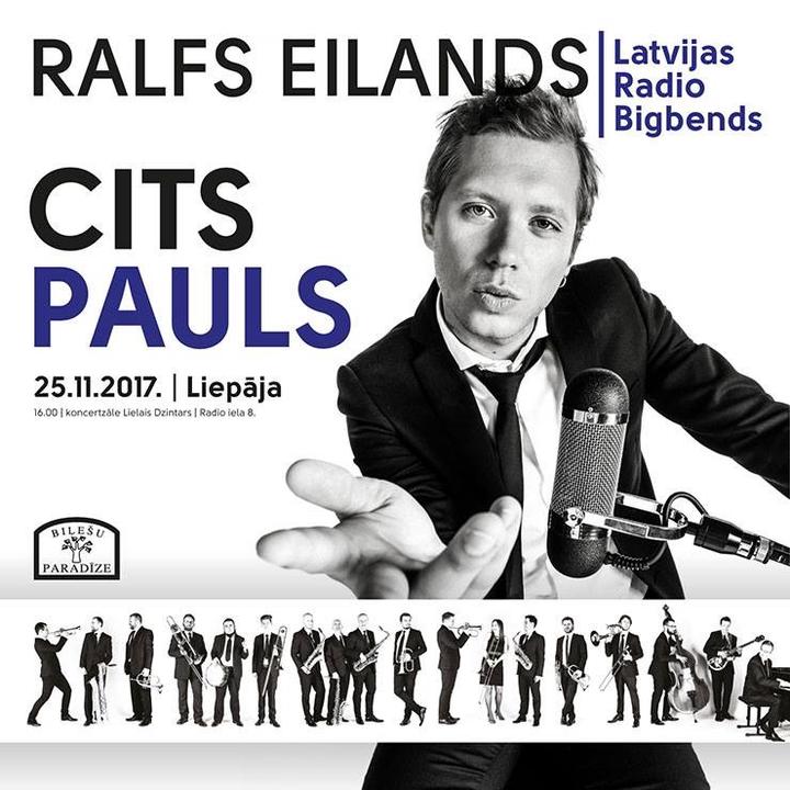 Ralfs Eilands @ Lielais Dzintars - Liepaja, Latvia