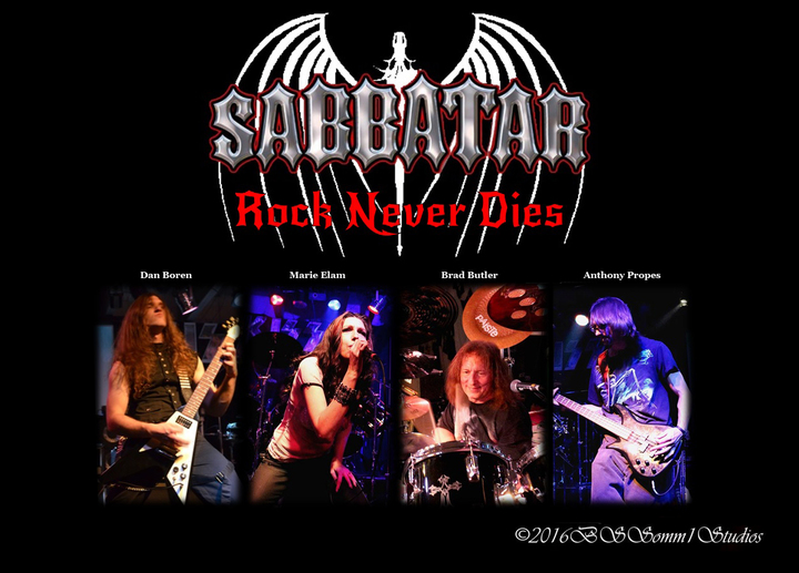 Sabbatar @ Colorado Monsters of Madness Music Festival  - Yoder, CO