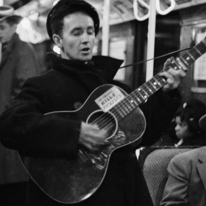 Tim Vitullo @ Long Live Woody Guthrie 6 (James Street Ballroom) - Pittsburgh, PA