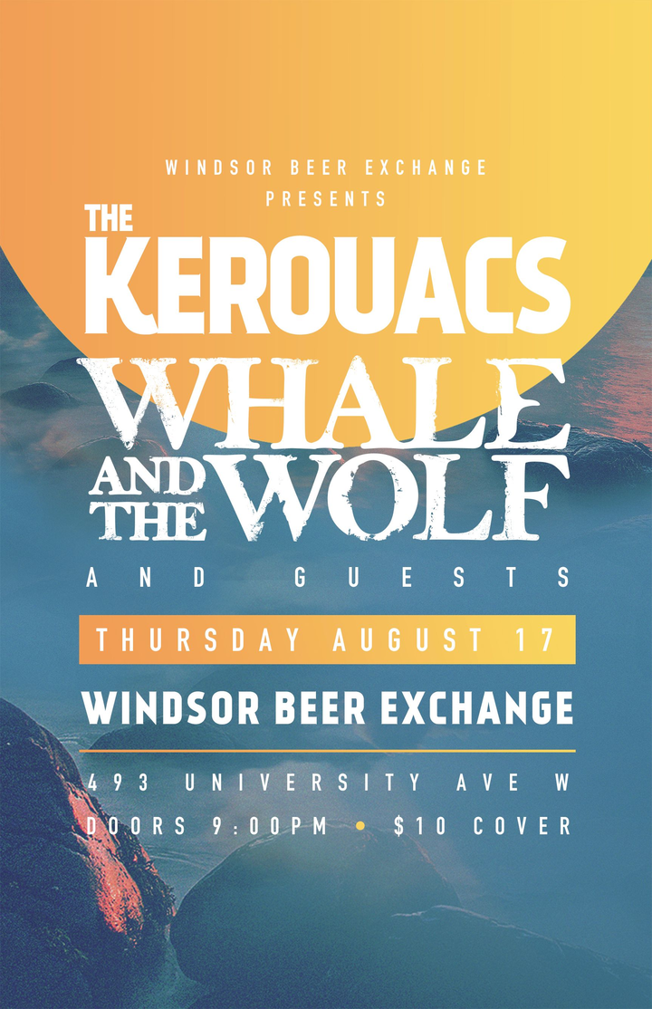 Whale and the Wolf @ Windsor Beer Exchange - Windsor, Canada