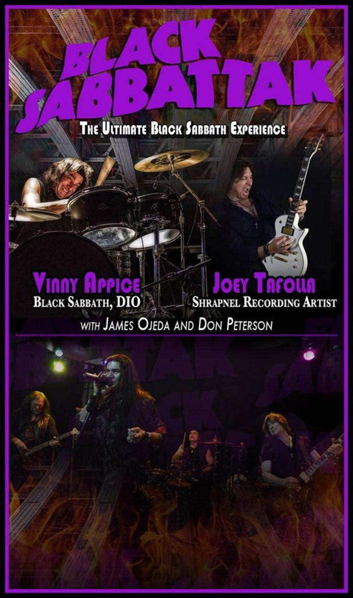 Black Sabbattak-The Ultimate Black Sabbath Experience Tour Dates