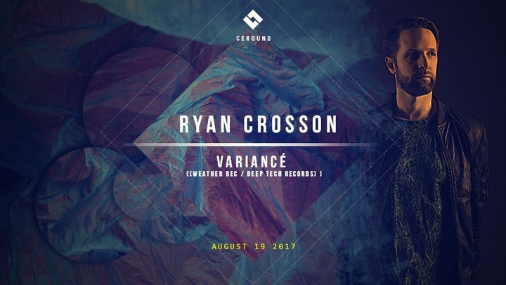 FREDD FLOW @ VJ Set @ Club01 W/ Ryan Crosson  - Playa Del Carmen, Mexico