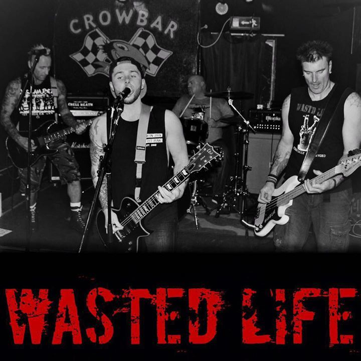 Wasted Life Tour Dates