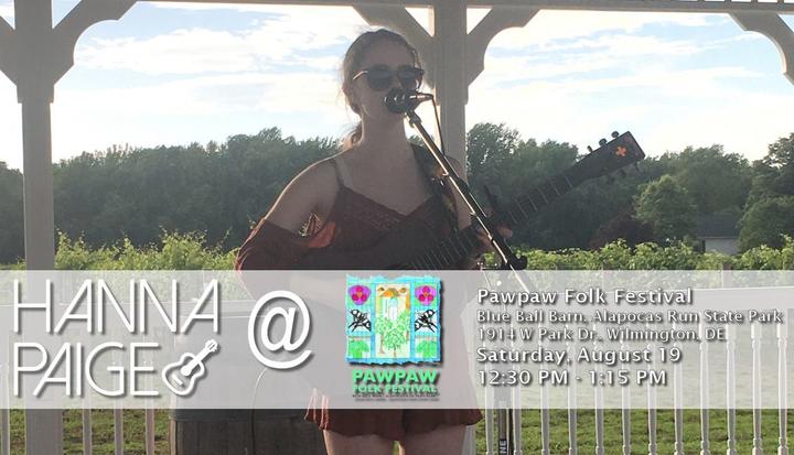 Hanna Paige Music @ Alapocas Run State Park - Wilmington, DE