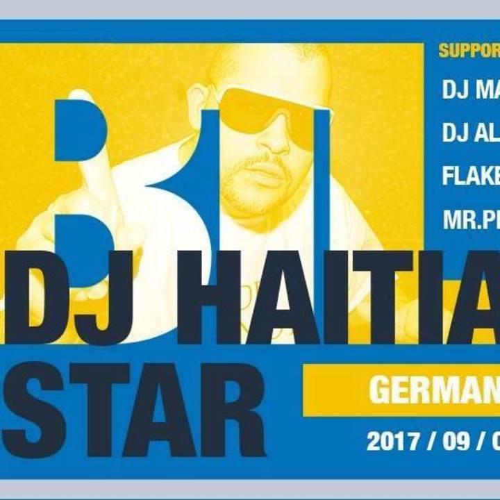 DJ HAITIAN STAR Tour Dates