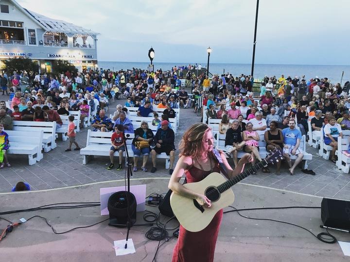 Hayley Fahey Music @ Taste Of Bethesda, Veterans Park - Bethesda, MD