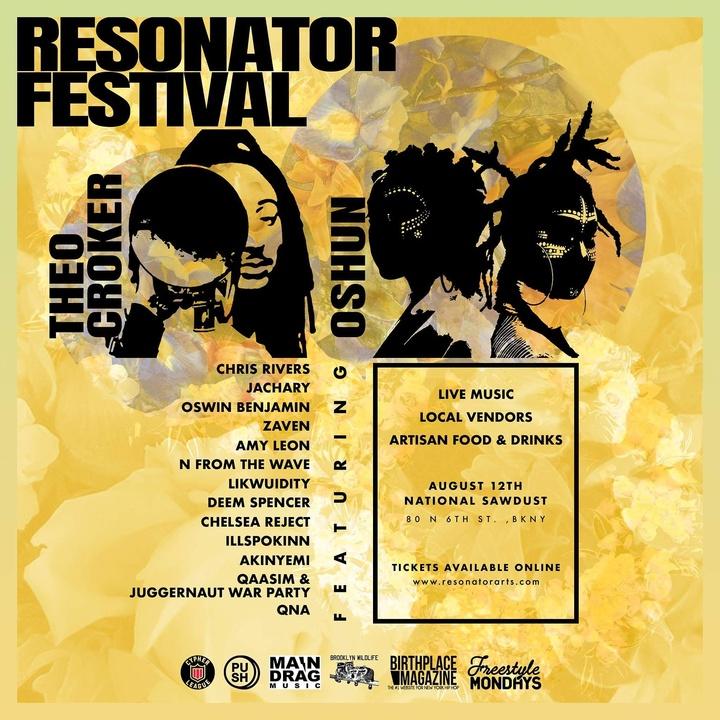 Theo Croker @ Resonator Festival @National Stardust  - Brooklyn, NY