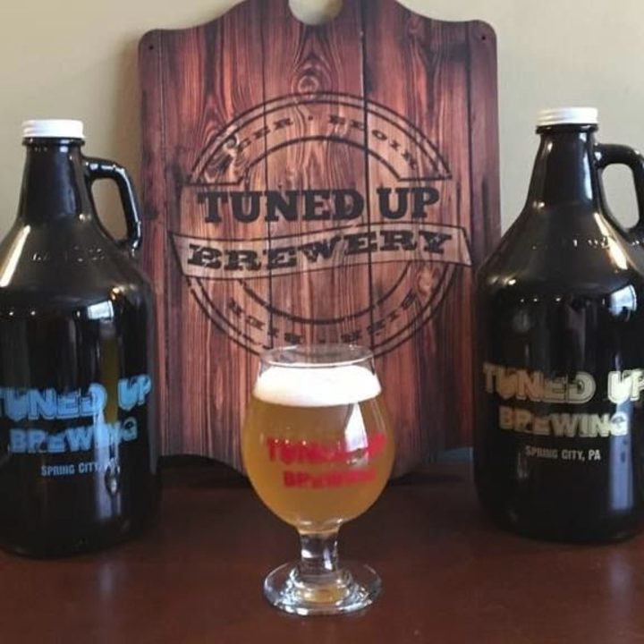 Fig for a Kiss @ Tuned Up Brewing Company  - Spring City, PA