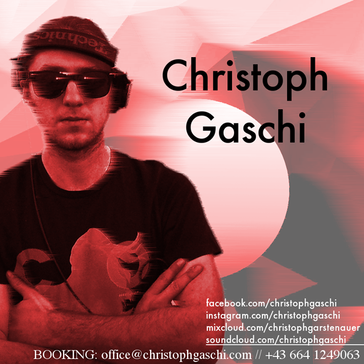 Christoph Gaschi Tour Dates