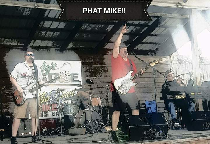 Phat Mike and the Bartenders @ Backwater JACKS  - Osage Beach, MO