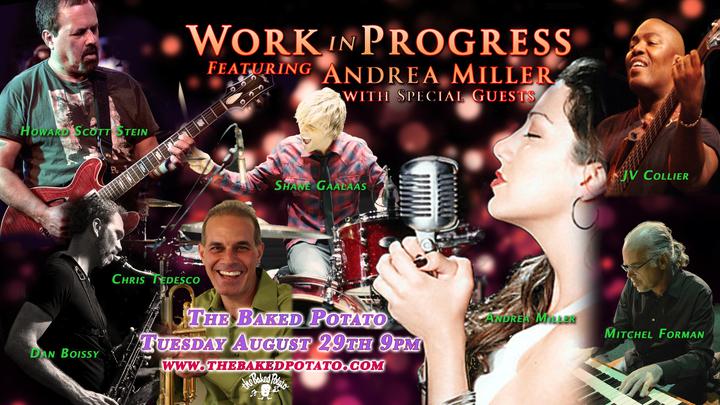 Work in Progress (LA) Tour Dates