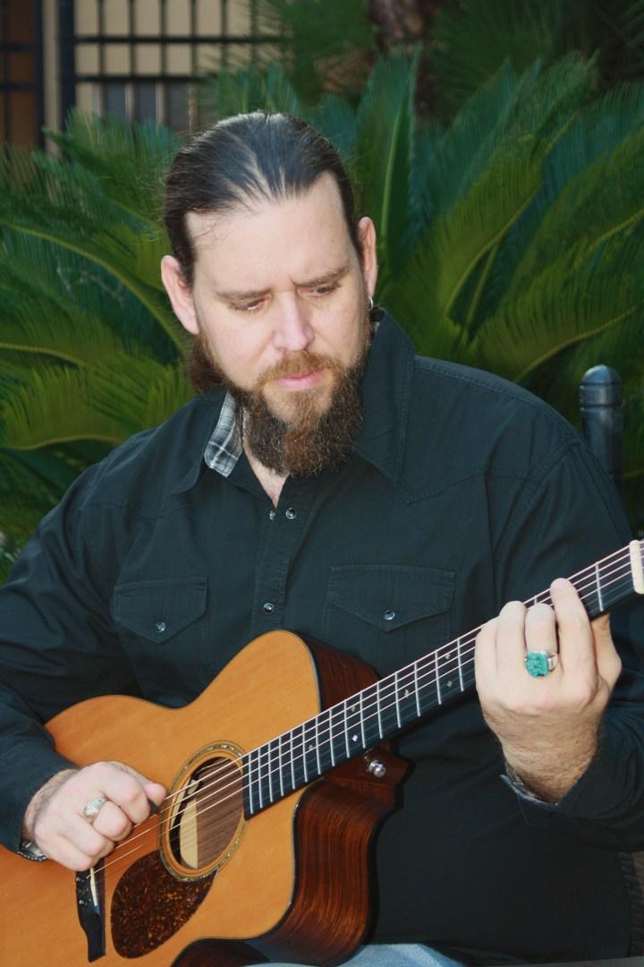 Tim Burge @ Solo @ The Portus Lounge  - Beaumont, TX