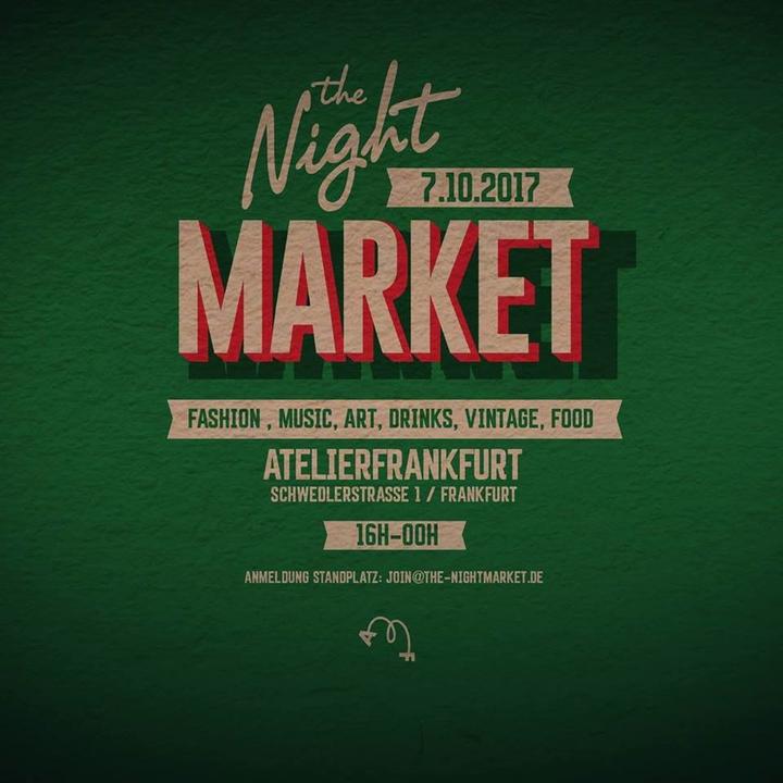 Klub Erika @ The Night Market - Atelier Frankfurt (ACOUSTIC SET) - Frankfurt Am Main, Germany