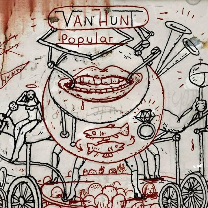 Van Hunt Tour Dates