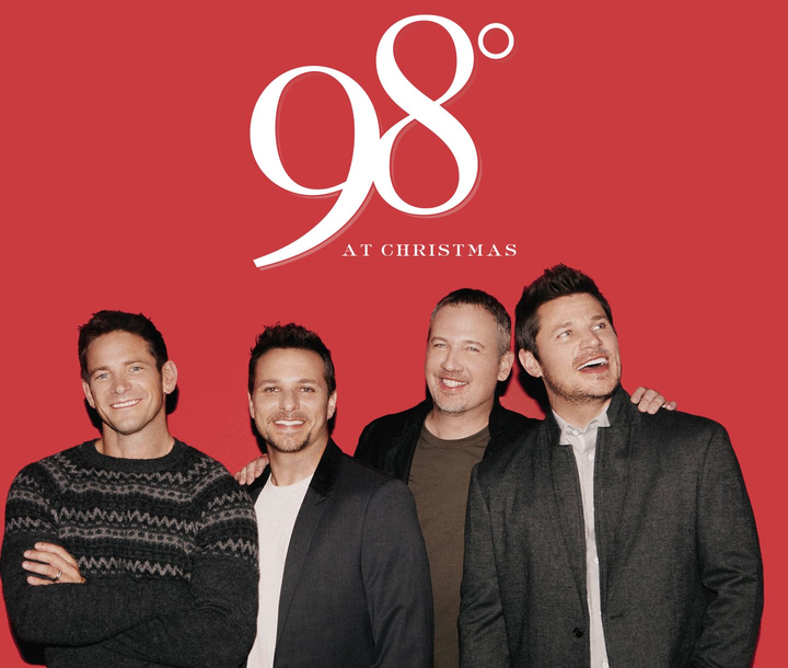 98 Degrees @ Palace Theater - Louisville, KY