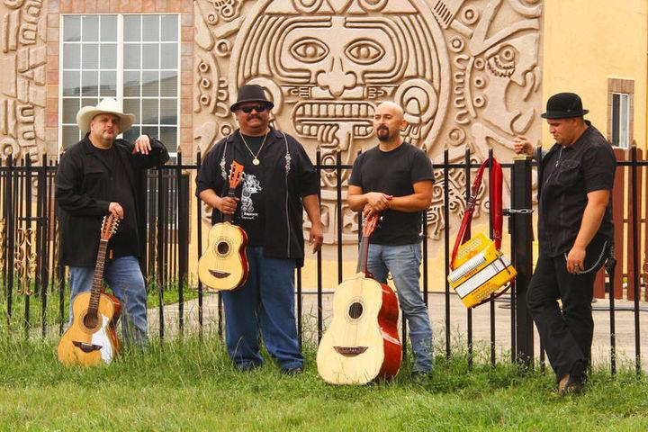 Los Texmaniacs @ The Squeezebox - San Antonio, TX