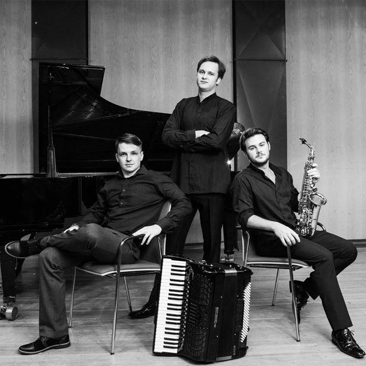 Trio SpiegelBild @ Klangraum Kunigunde - Cologne, Germany