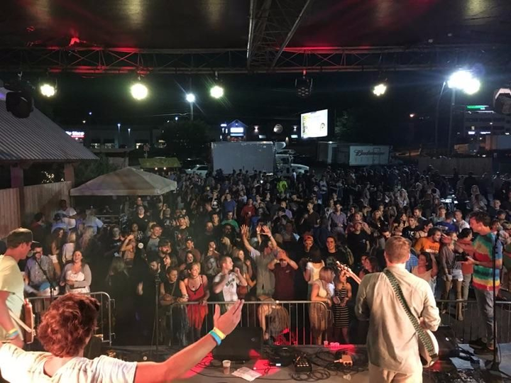 Edjacated Phools @ Hightopps Backstage Grille - Lutherville-Timonium, MD
