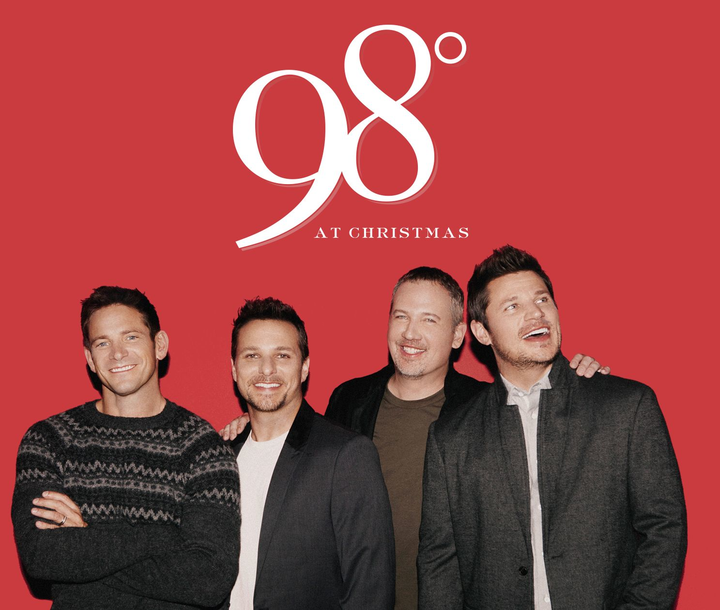 98 Degrees @ NYCB Theatre at Westbury - Wesbury, NY