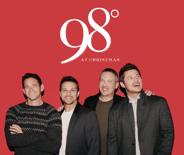98 Degrees @ Flint Center - Cupertino, CA