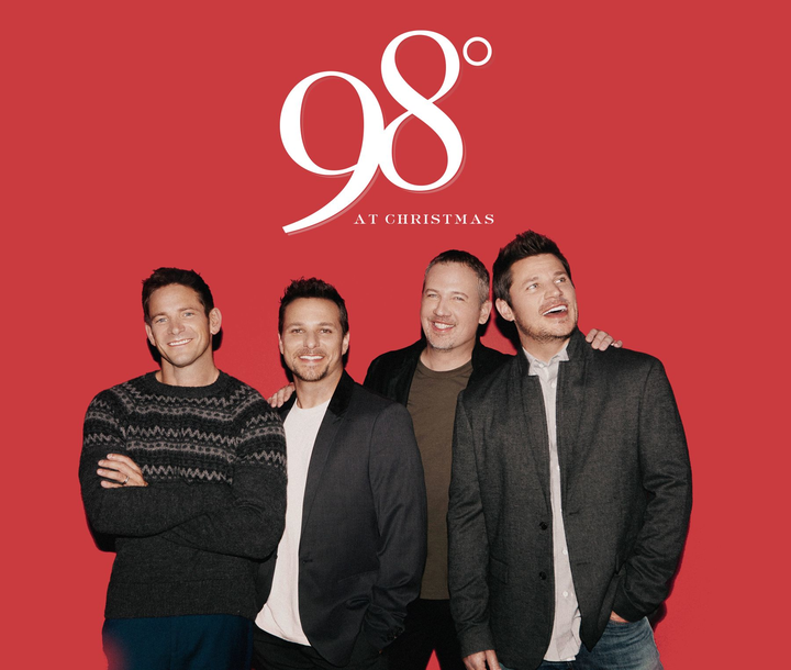 98 Degrees @ Kravis Center - West Palm Beach, FL