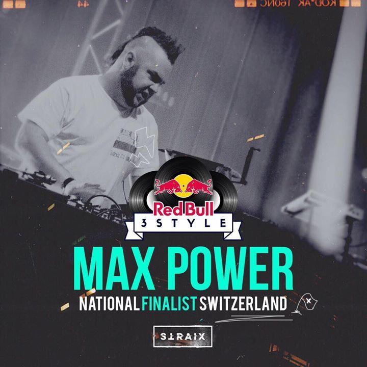 dj max power Tour Dates