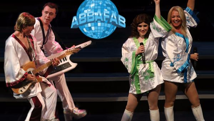 AbbaFab @ Glynn Academy Auditorium - Saint Simons Island, GA