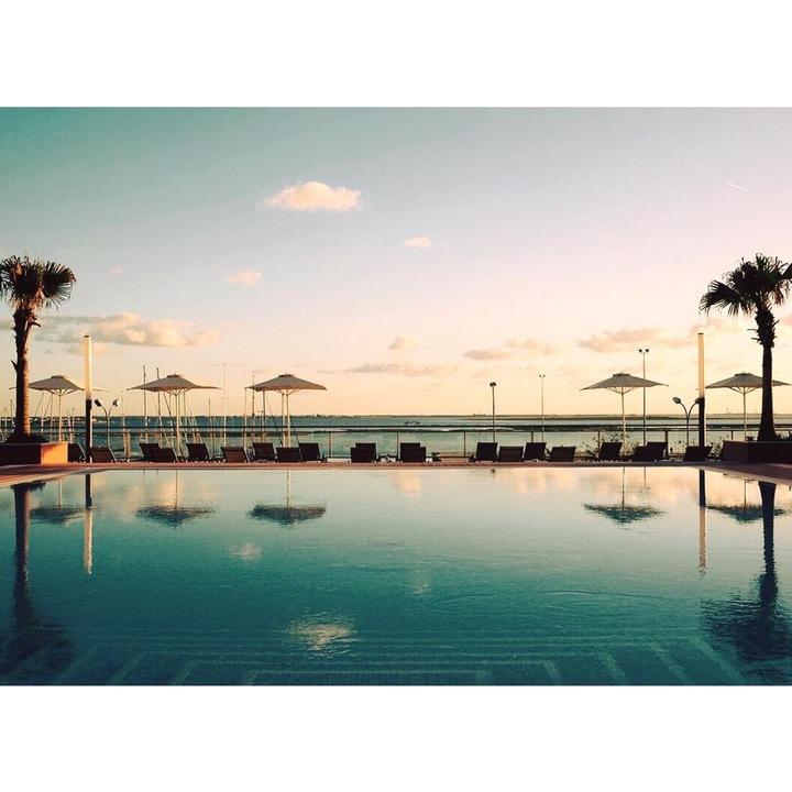 GUSTAVOVERA @ Sunset   Hotel Real Marina - Olhao, Portugal