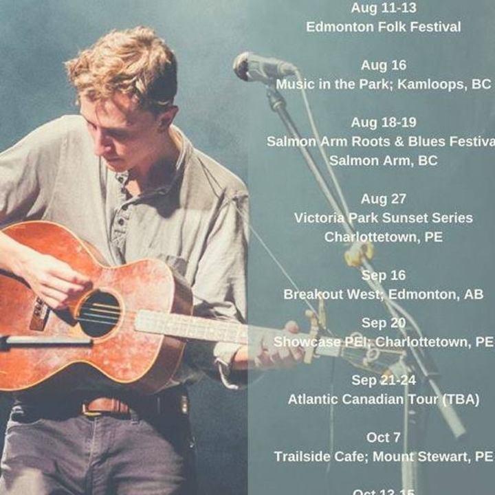 JJ Bookings Tour Dates